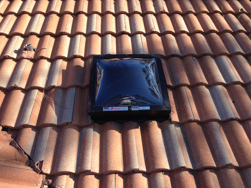 After / New Skylight
